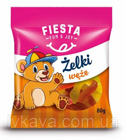 Жевательные конфеты Zelki Weze , 80 гр, фото 2
