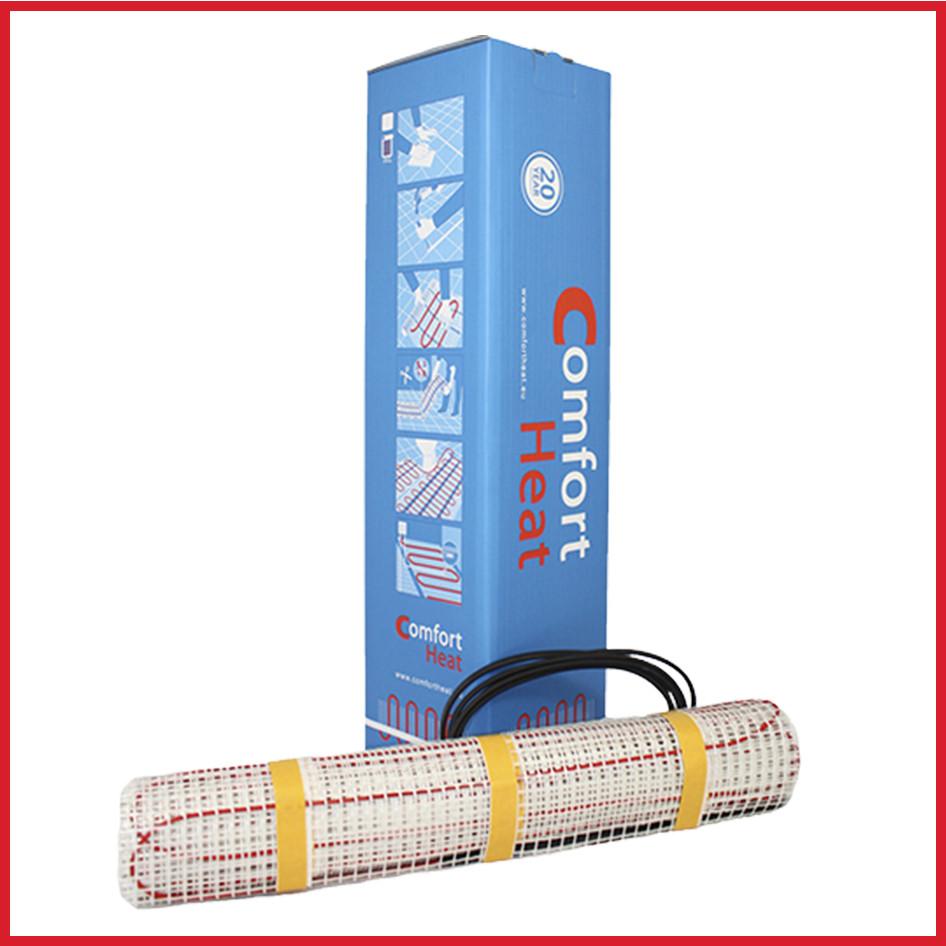 Мат нагревательный Comfort Heat CTAE / 9  м² / 1400 Вт / теплый пол электрический  под плитку