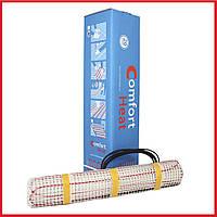 Мат нагревательный Comfort Heat CTAE / 9  м² / 1400 Вт / теплый пол электрический  под плитку , фото 1