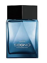 Avon Segno Visionary Парфюмерная вода для него, 75мл