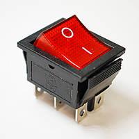 Кнопка живлення зварювального апарату 16А (4 контакти), фото 1