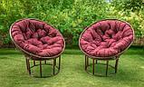 Кресло из ротанга Папасан, фото 3