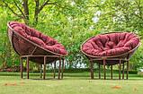 Кресло из ротанга Папасан, фото 4