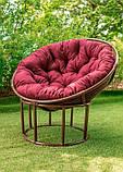 Кресло из ротанга Папасан, фото 8