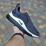 Кросівки чоловічі розпродаж АКЦІЯ 750 грн Nike 43й(27,5 см), 45й(28.5 см) останні розміри люкс копія, фото 2