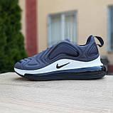 Кросівки чоловічі розпродаж АКЦІЯ 750 грн Nike 43й(27,5 см), 45й(28.5 см) останні розміри люкс копія, фото 5