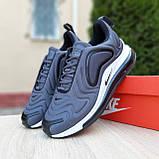 Кросівки чоловічі розпродаж АКЦІЯ 750 грн Nike 43й(27,5 см), 45й(28.5 см) останні розміри люкс копія, фото 10