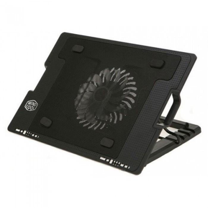 Охолоджуюча підставка для ноутбука ColerPad ErgoStand, Чорний
