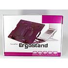 Охолоджуюча підставка для ноутбука ColerPad ErgoStand, Чорний, фото 8