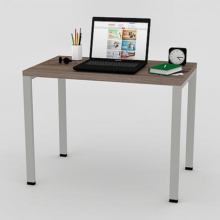 Письменный прямой офисный стол FlashNika / ФлешНика в стиле ЛОФТ МП-32 (600), фото 2