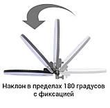 Профессиональная кольцевая LED лампа ZB-R14 (35 см) селфи кольцо 36W штатив в подарок, фото 8