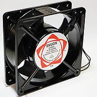 Осьовий вентилятор 120x120x38, AC 220V, 0.14 A