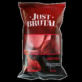 Картофельные чипсы красные