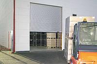 Рулонные ворота Decotherm S SB стальные