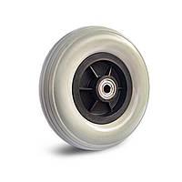 Колесо пенополиуретановое 200/50 к тачке (тележке) под ось 12 мм