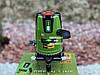 Лазерный уровень Procraft LE-5D зелёный луч