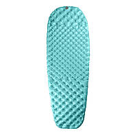 Надувний килимок Sea To Summit Air Sprung Comfort Light Insulated Mat Women's Regular Light Blue