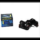 Мощный налобный фонарь BL POLICE P-T32-P50, Черный, фото 2