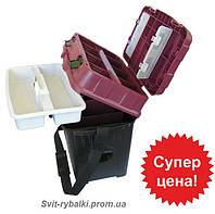 Карповый ящик (может использоваться как универсальный)