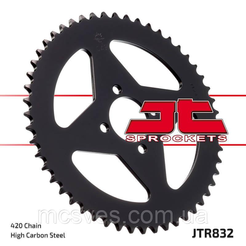 Звезда задняя стальная  JT JTR832.48 JT Sprockets