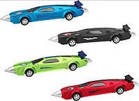 Monster Cars шариковая ручка - машинка с резиномотор (TOP Model ручка ТОП Модел монстер карс depesche 4987)