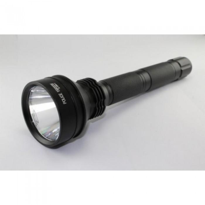 Тактический фонарь POLICE BL Q2808 T6, Черный