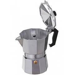Гейзерная кофеварка A-PLUS, Серый