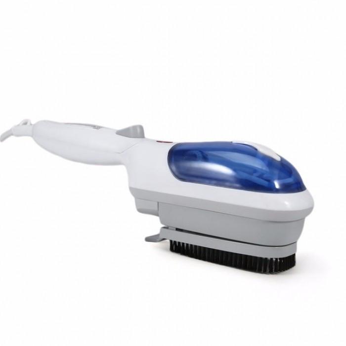 Паровой утюг-щетка Steam Brush, Белый