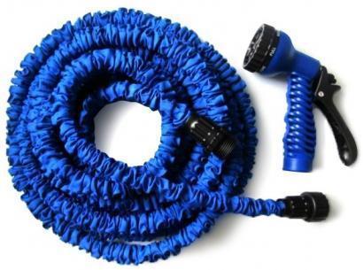 Шланг для полива X Hose 22 метра, Синий