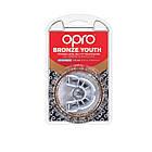 Капа OPRO Bronze Junior, White, фото 6
