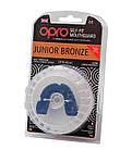Капа OPRO Bronze Junior, Black, фото 5