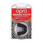 Капа OPRO Bronze Junior, Black, фото 6
