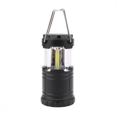 Раскладной туристический LED-фонарь Supretto, Черный