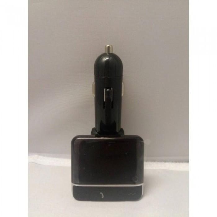 Автомобільний FM трансмітер модулятор H3 Bluetooth MP3