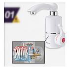 Проточний водонагрівач Water Heater, фото 4
