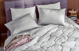 Двойное одеяло Dormeo Желанный сон 140x200 серый
