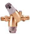 CALEFFI Редуктор снижения давления со шкалой и фильтром