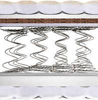 Ортопедический матрас Matroluxe FLORENCE / FLORENCIA (ФЛОРЕНЦИЯ) Двусторонней жесткости ЗИМА / ЛЕТО (ШхГхВ - 70х190х20) Бесплатная доставка!
