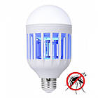 Світлодіодна лампа приманка для комах Zapp Light, Білий, фото 2