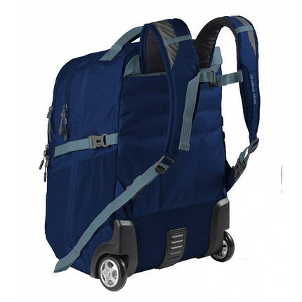 Сумка-рюкзак на колесах Granite Gear Trailster Wheeled 40 Flint/Black, фото 2