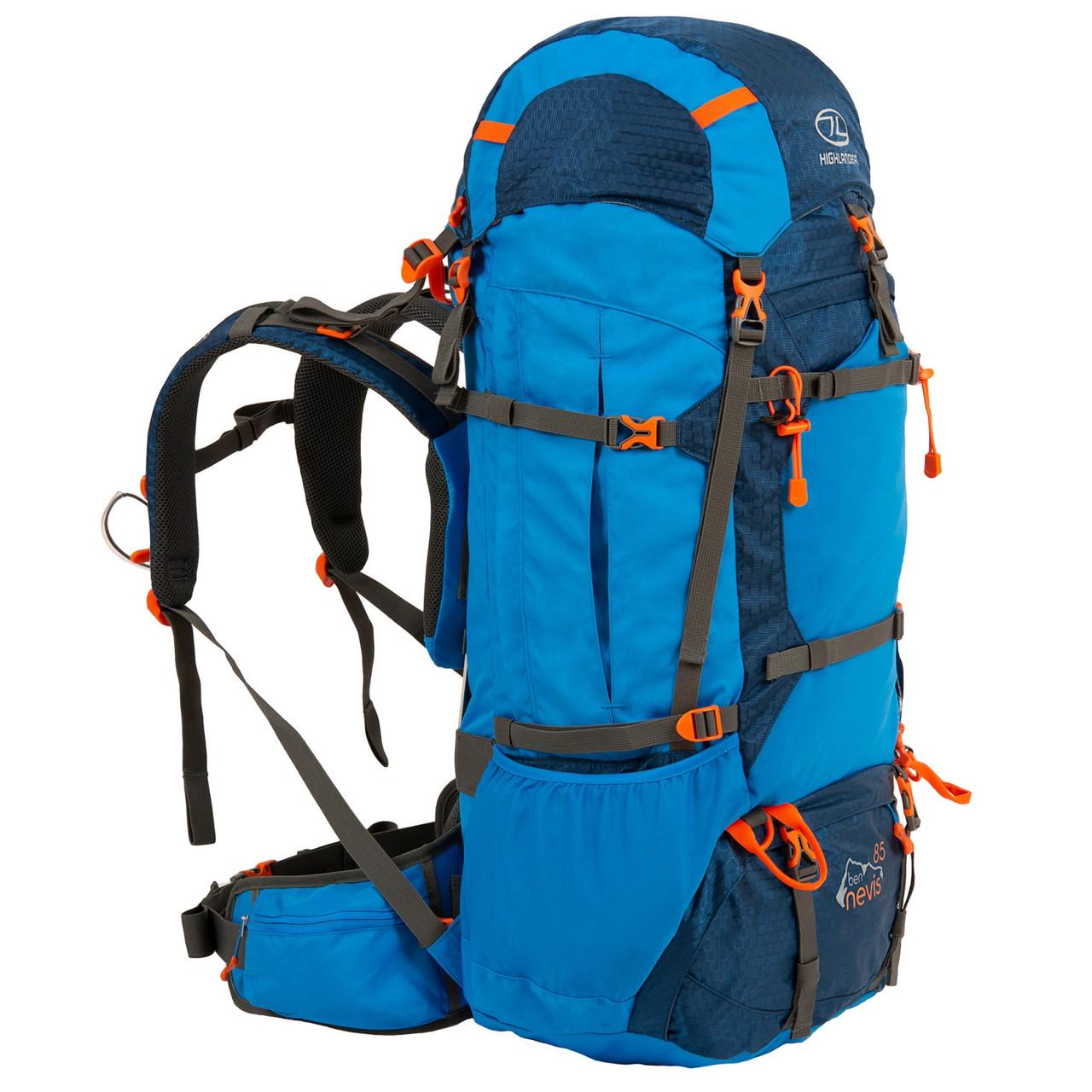 Рюкзак туристический Highlander Ben Nevis 85 Blue