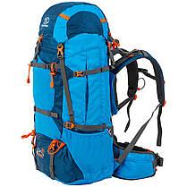 Рюкзак туристический Highlander Ben Nevis 85 Blue, фото 2