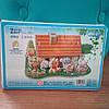 Головоломка 3d звірячий будинок. Для розвитку дітей, фото 2