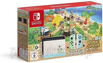 Nintendo Switch - Animal Crossing: New Horizons Edition з грою