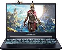 """Ноутбук Dream Machines G1650Ti-15 (G1650TI-15UA51); 15.6"""" FullHD (1920x1080)"""
