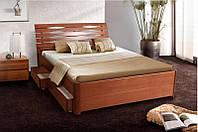 Кровать Мария  Люкс с ящиками ТМ Микс Мебель