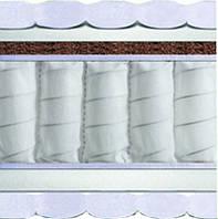Ортопедический матрас Matroluxe RIO / РИО Двусторонней жесткости (ШхГхВ - 150х190х20) Бесплатная доставка!