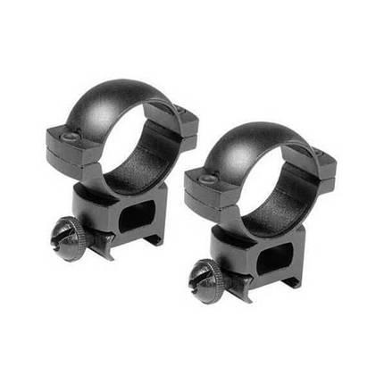 Прицел оптический Barska Euro-30 3-9x42 (4A) + Mounting Rings, фото 2