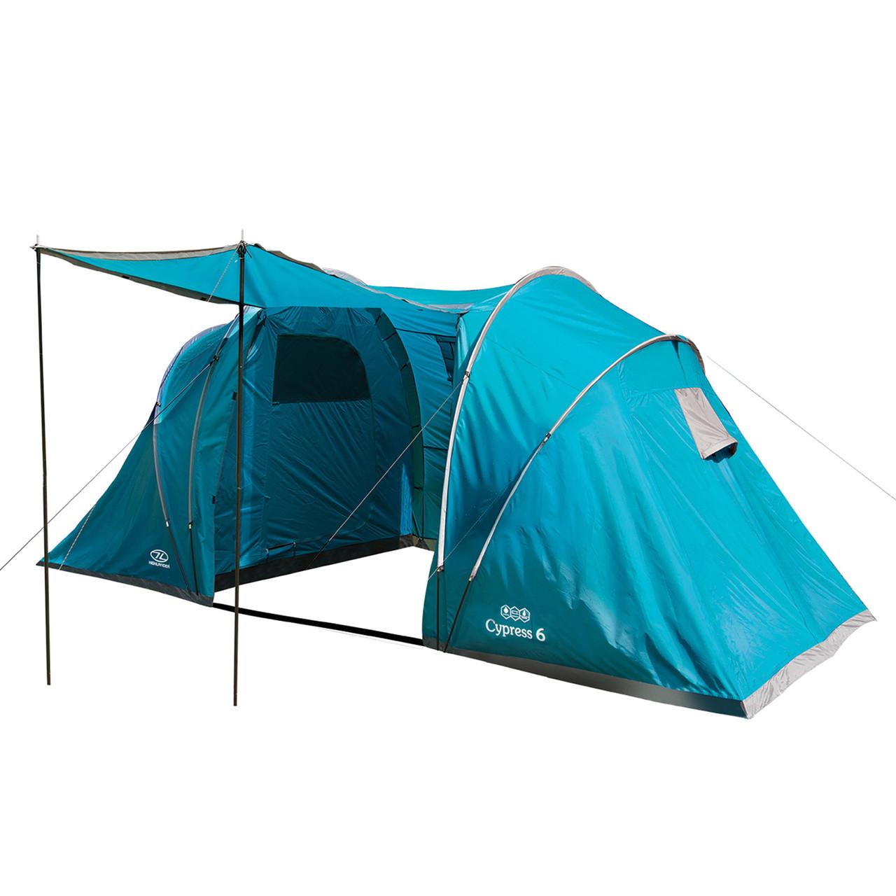 Палатка Highlander Cypress 6 Teal