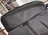 Сумка дорожная спортивная черная 40 л, фото 10